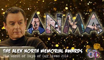 The Alex North Memorial Awards: The Worst of DAYS 2018