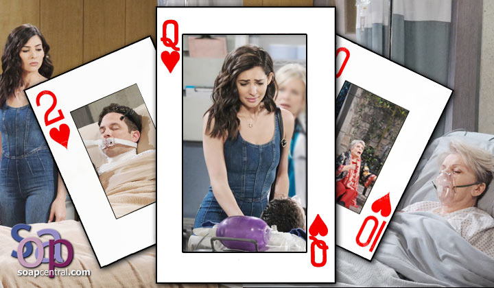 DAYS COMMENTARY: Playing with the Queen of Hearts knowing it ain't really smart