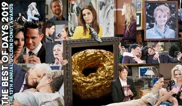 The 13th Annual Golden Donut Awards: The Best of DAYS 2019