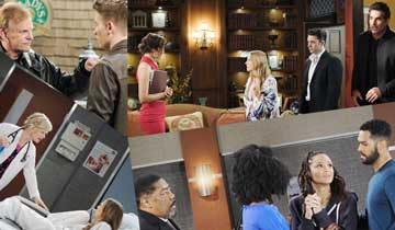 Days of our Lives Two Scoops for the Week of January 11, 2021