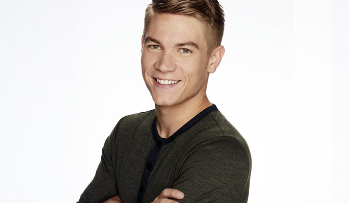 Lucas Adams to exit Days of our Lives