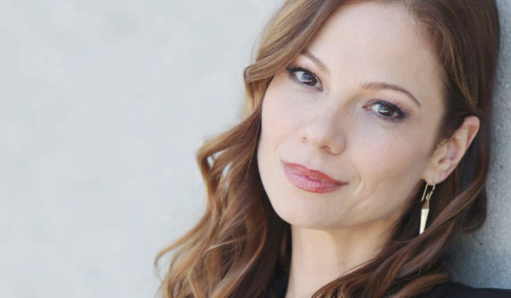 Tamara Braun takes over as Taylor
