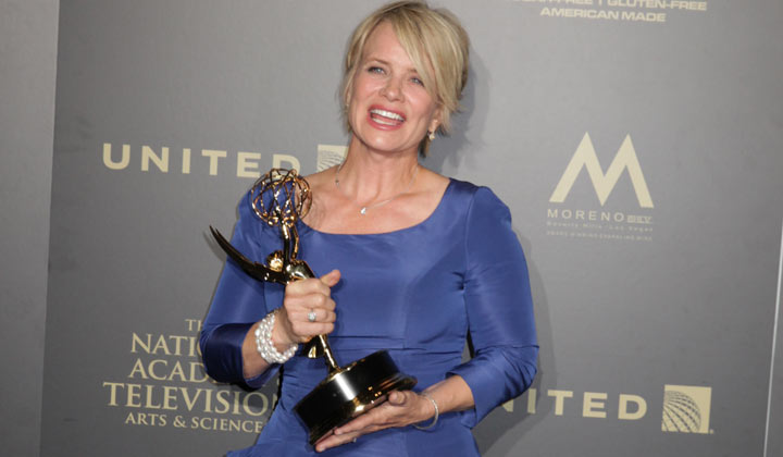Mary Beth Evans returning to DAYS