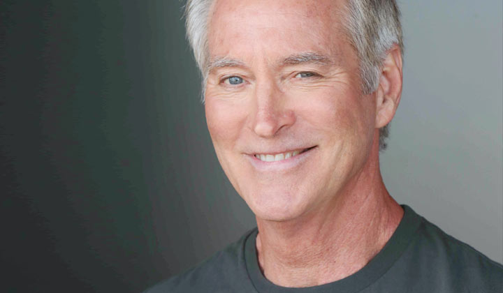 Drake Hogestyn stars as John Black in the NBC daytime drama