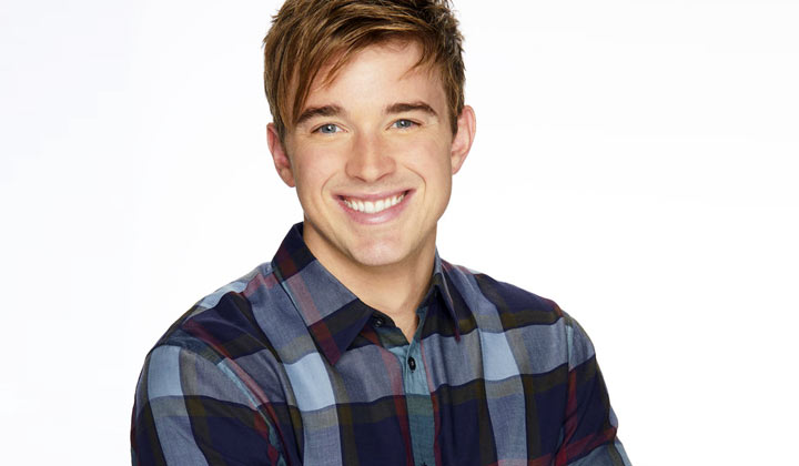 Chandler Massey tapes final DAYS scenes, Will to be recast
