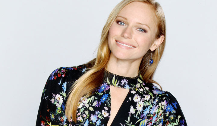 DAYS' Marci Miller ends run as Abigail