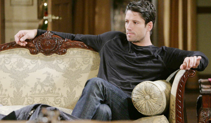 James Scott exiting Days of our Lives