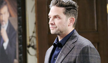 Brandon Barash dishes on taking over as DAYS' Stefan
