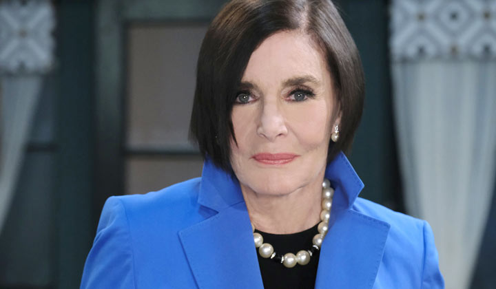 "Linda Dano reveals she was ""scared to death"" to play Days of our Lives' Vivian"