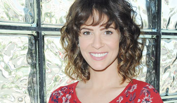 Linsey Godfrey says farewell to DAYS
