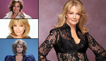 Deidre Hall originally turned down the role of Days of our Lives' Marlena
