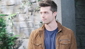 Brock Kelly brings Evan back to Days of our Lives