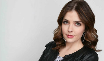 DAYS alum Jen Lilley reveals she's pregnant!