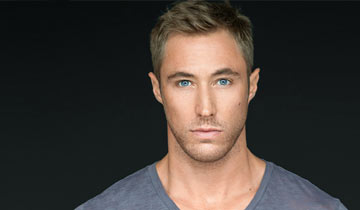 Kyle Lowder reveals which DAYS character he'll be playing