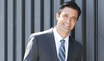 Gripping WWII drama Waiting for Anya stars Days of our Lives' Gilles Marini