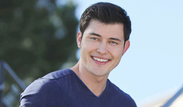 DAYS alum Christopher Sean gets his own action figure