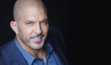 Terrell Tilford nabs new role at Days of our Lives