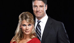 James Scott and Alison Sweeney