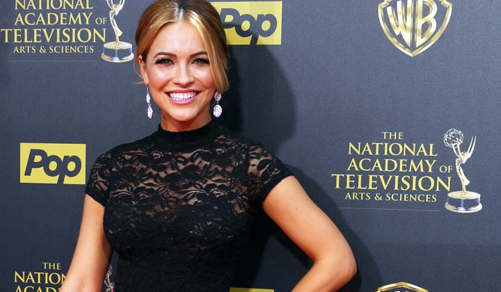 VIDEO: Get your first glimpse of Chrishell Hartley back on set at DAYS