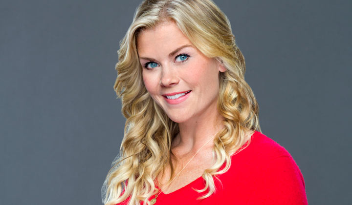 Report: Alison Sweeney could leave Days of our Lives