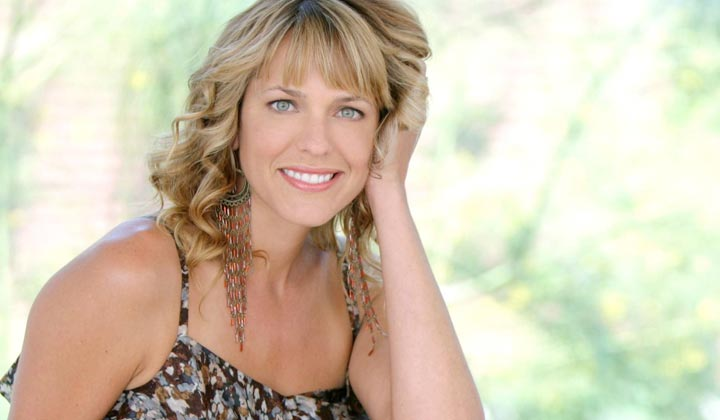 Arianne Zucker opens up about her explosive return to Days of our Lives