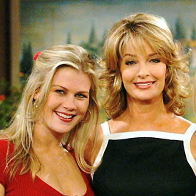 Alison Sweeney's DAYS departure, goodbye from on-screen mom