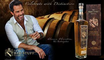 CHEERS! DAYS' Shawn Christian helps launch tequila brand