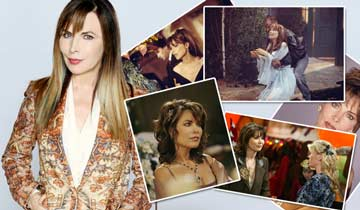 Lauren Koslow celebrates 25 years as Days of our Lives' Kate Roberts