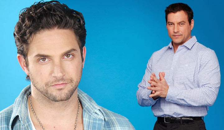 General Hospital's Brandon Barash takes over for Tyler Christopher at Days of our Lives