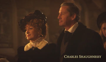 VIDEO: DAYS' Charles Shaughnessy shares two exciting bits of holiday news