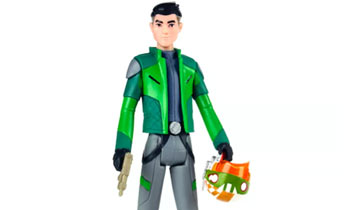 FIGURE IT OUT: DAYS alum Christopher Sean gets his own action figure