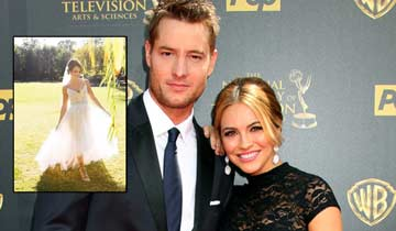 WATCH: How DAYS' Chrishell Hartley found her wedding dress