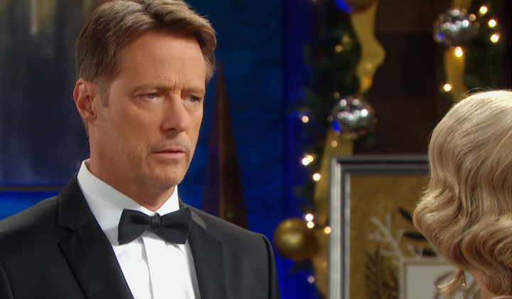"Matthew Ashford teases DAYS return, says storyline ahead is ""really good"""
