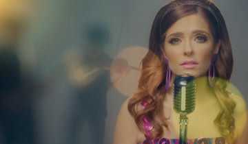 WATCH: DAYS' Jen Lilley debuts music video for King of Hearts