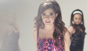 DAYS' Jen Lilley debuts King of Hearts music video