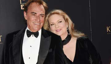 Thaao Penghlis and Leann Hunley return to Days of our Lives