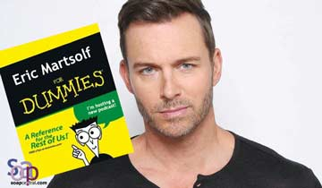 Days of our Lives' Eric Martsolf to host new For Dummies podcast