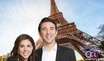 Days of our Lives launches digital series titled Chad and Abby in Paris
