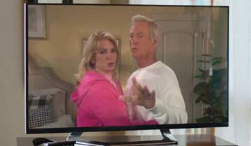 DAYS' John and Marlena featured in new Tide, football ad