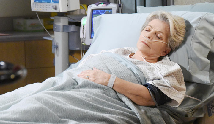 DAYS' Bill and Susan Hayes discuss what's ahead for Doug and Julie