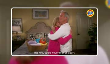 Laundry time with Jarlena! Tide recruits DAYS Drake Hogestyn and Deidre Hall for second commercial