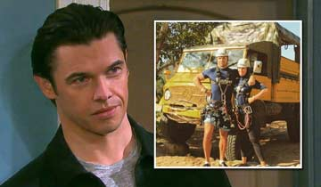 Days of our Lives' Paul Telfer joins Homes 4 Families, helps build house for veteran