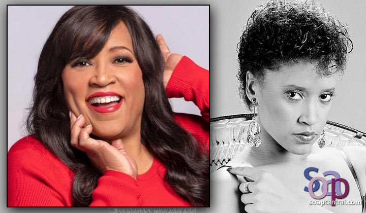 Could Jackée Harry return to soaps with a role on Days of our Lives?