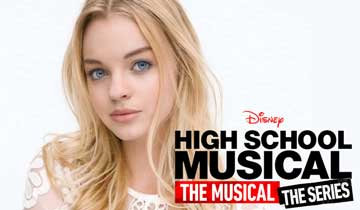 DAYS' Olivia Rose Keegan joins High School Musical series