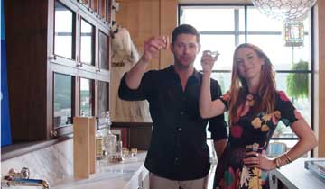 Go inside the home of soap alums Jensen Ackles and Danneel Ackles