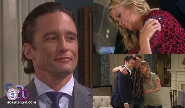 Major Days of our Lives returns revealed in soap's new summer preview video