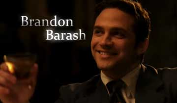 WATCH: DAYS' Brandon Barash in haunting new film