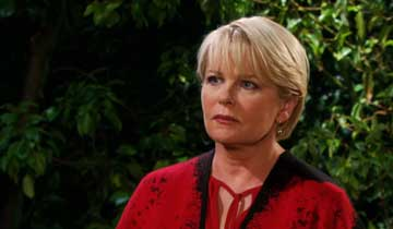Judi Evans returns to DAYS this week