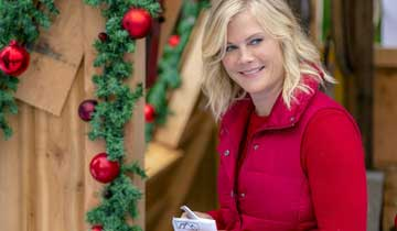 DAYS' Alison Sweeney stars in new Christmas film