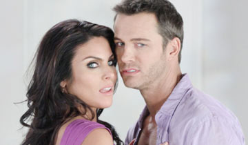 "Eric Martsolf on the potential ""special"" reunion between DAYS' Brady and Chloe"
